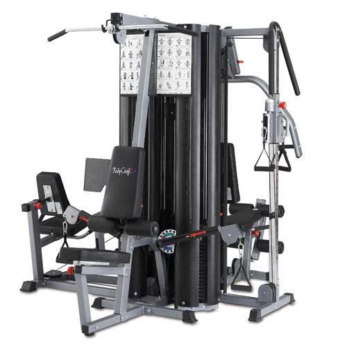 Bodycraft home gym station