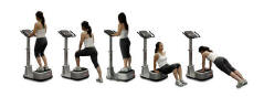 Fitnex Hydraulic Ladies Fitness Line, ladies gym line, kids fitness, abcore abs machine, vibration trainer