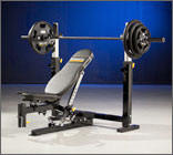 powertec workbench olympic, powertec fitness - free weijghts - hammer strength - plate loaded fitness equipment - power racks - leverage fitness equiupment